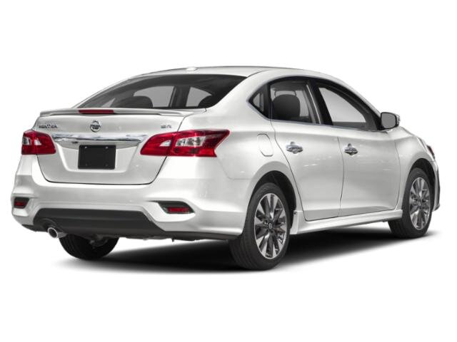 2019 Nissan Sentra SR Automatic (CVT) Sedan 4 Door FWD