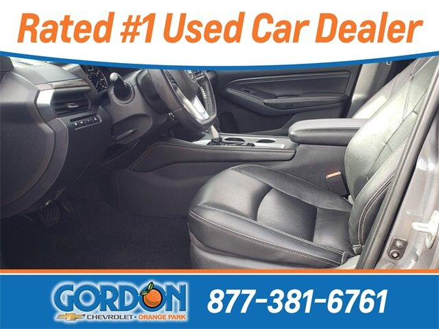 2019 Nissan Altima 2.5 SL FWD Sedan 4 Door 2.5L 4-Cylinder DOHC 16V Engine