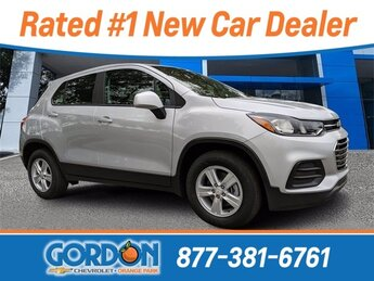 2020 Chevrolet Trax LS Automatic ECOTEC 1.4L I4 SMPI DOHC Turbocharged VVT Engine SUV 4 Door