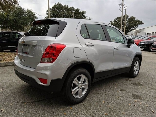 2020 Chevrolet Trax LS SUV Automatic FWD 4 Door ECOTEC 1.4L I4 SMPI DOHC Turbocharged VVT Engine
