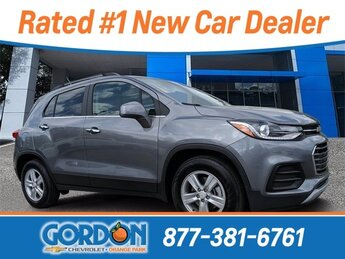 2020 Satin Steel Metallic Chevrolet Trax LT FWD Automatic SUV ECOTEC 1.4L I4 SMPI DOHC Turbocharged VVT Engine 4 Door
