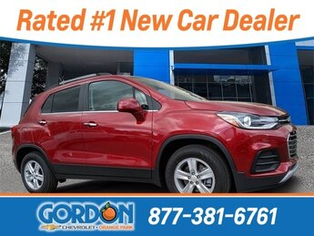 2020 Cajun Red Tintcoat Chevrolet Trax LT 4 Door FWD ECOTEC 1.4L I4 SMPI DOHC Turbocharged VVT Engine SUV