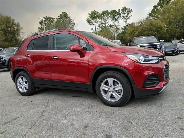 2020 Chevrolet Trax LT FWD ECOTEC 1.4L I4 SMPI DOHC Turbocharged VVT Engine Automatic 4 Door SUV