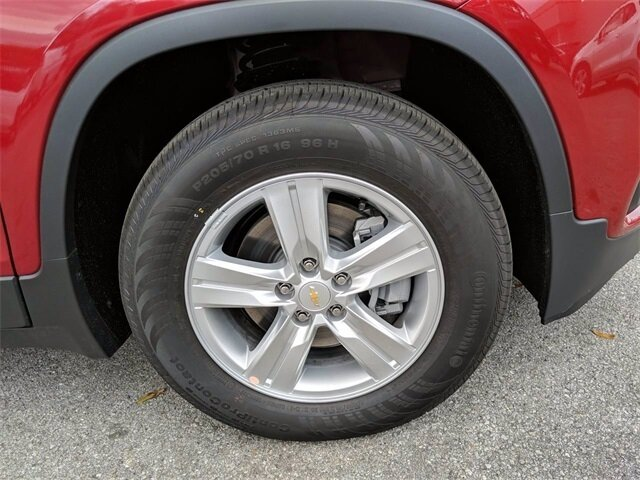 2020 Chevrolet Trax LT SUV 4 Door Automatic ECOTEC 1.4L I4 SMPI DOHC Turbocharged VVT Engine