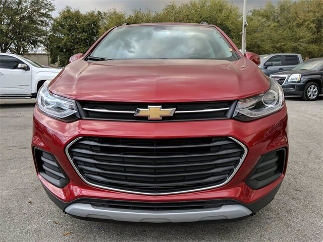 2020 Chevrolet Trax LT 4 Door Automatic ECOTEC 1.4L I4 SMPI DOHC Turbocharged VVT Engine