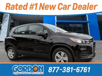 2020 Chevrolet Trax LS Automatic 4 Door SUV FWD ECOTEC 1.4L I4 SMPI DOHC Turbocharged VVT Engine