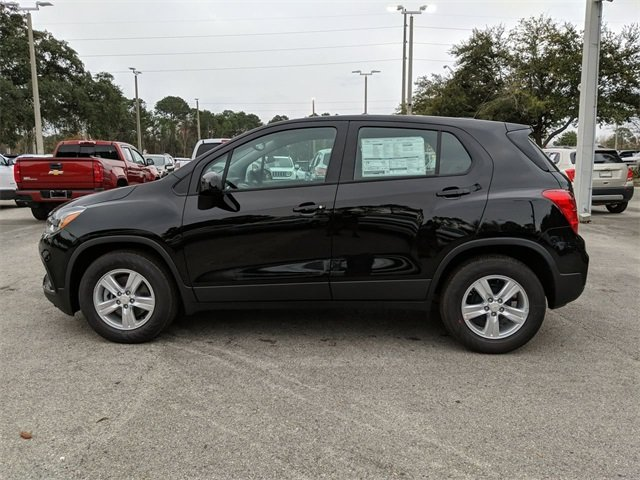 2020 Chevrolet Trax LS Automatic 4 Door FWD