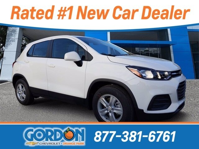 2020 Chevrolet Trax LS 4 Door ECOTEC 1.4L I4 SMPI DOHC Turbocharged VVT Engine FWD