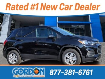 2020 Black Metallic Chevrolet Trax LS ECOTEC 1.4L I4 SMPI DOHC Turbocharged VVT Engine FWD Automatic 4 Door