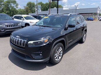 2019 Jeep Cherokee Latitude Plus AWD SUV Automatic