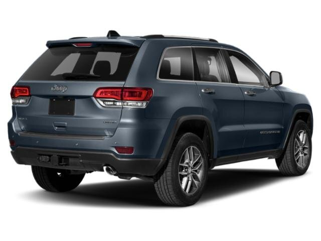 2019 Slate Blue Pearlcoat Jeep Grand Cherokee Limited Automatic Regular Unleaded V-6 3.6 L/220 Engine 4X4 SUV 4 Door