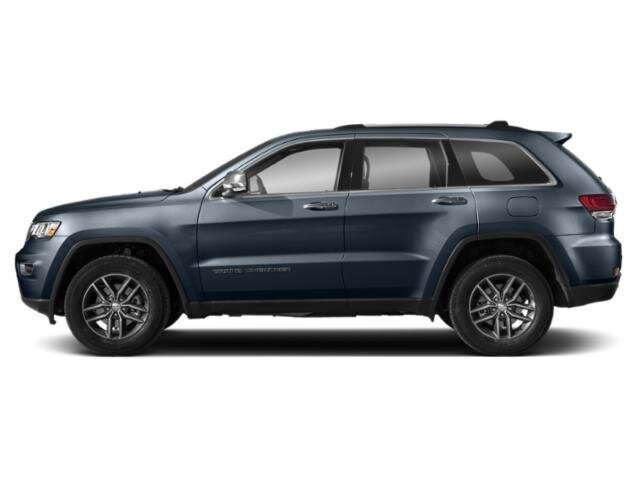 2019 Jeep Grand Cherokee Limited Automatic 4 Door Regular Unleaded V-6 3.6 L/220 Engine