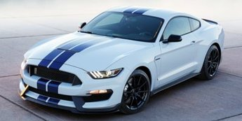 2019 Ford Mustang Shelby GT350 RWD 5.2L Ti-VCT V8 Engine 2 Door