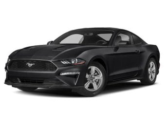 2019 Ford Mustang EcoBoost RWD 2 Door EcoBoost 2.3L I4 GTDi DOHC Turbocharged VCT Engine