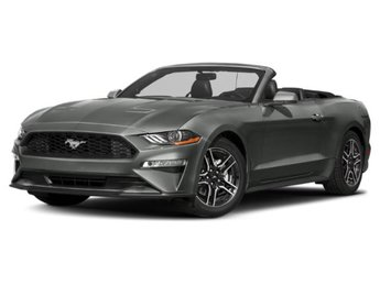 2019 Ford Mustang GT Premium 5.0L V8 Ti-VCT Engine Automatic RWD Convertible 2 Door