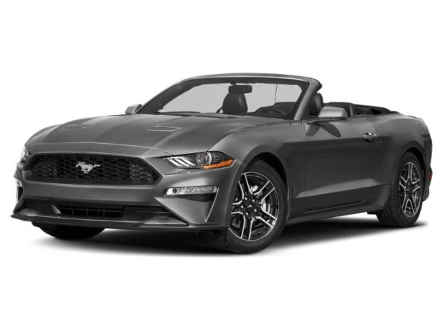 2019 Magnetic Metallic Ford Mustang GT Premium 2 Door Automatic 5.0L V8 Ti-VCT Engine
