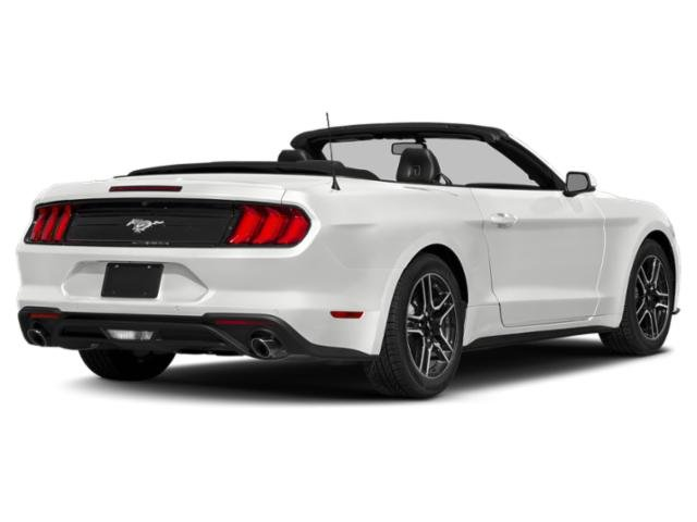 2019 Ford Mustang GT Premium 2 Door Convertible Automatic RWD 5.0L V8 Ti-VCT Engine