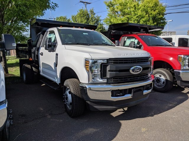 2019 Ford Super Duty F-350 DRW XL 2 Door Truck V8 Engine