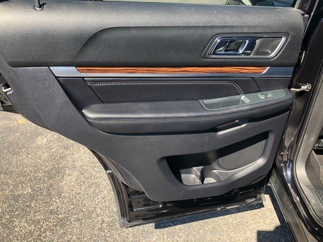 2019 Ford Explorer Limited 4 Door 3.5L 6-Cylinder SMPI Turbocharged DOHC Engine 4X4 Automatic