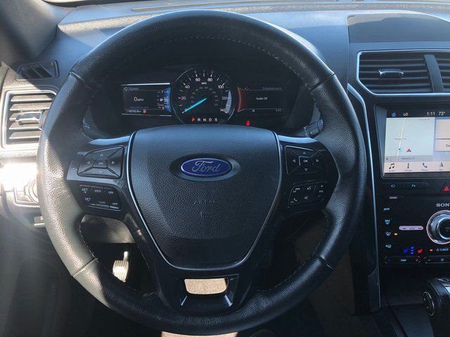 2019 Ford Explorer Limited 3.5L 6-Cylinder SMPI Turbocharged DOHC Engine 4 Door SUV