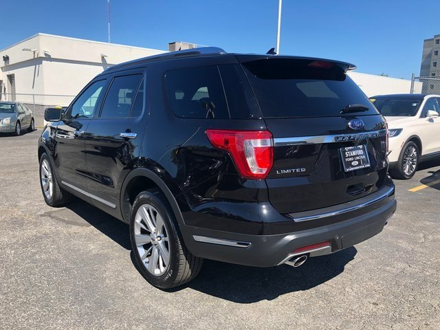 2019 Ford Explorer Limited Automatic SUV 4X4 3.5L 6-Cylinder SMPI Turbocharged DOHC Engine 4 Door