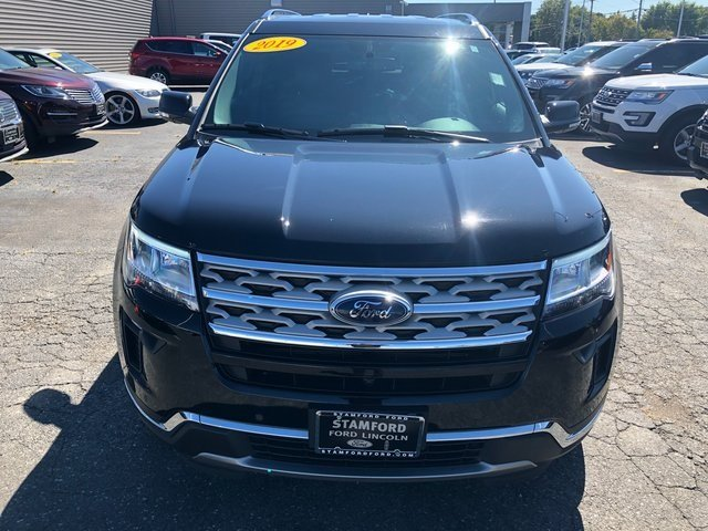 2019 Ford Explorer Limited Automatic 3.5L 6-Cylinder SMPI Turbocharged DOHC Engine 4X4