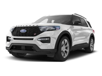 2020 Ford Explorer ST 4 Door V6 Engine 4X4 Automatic SUV