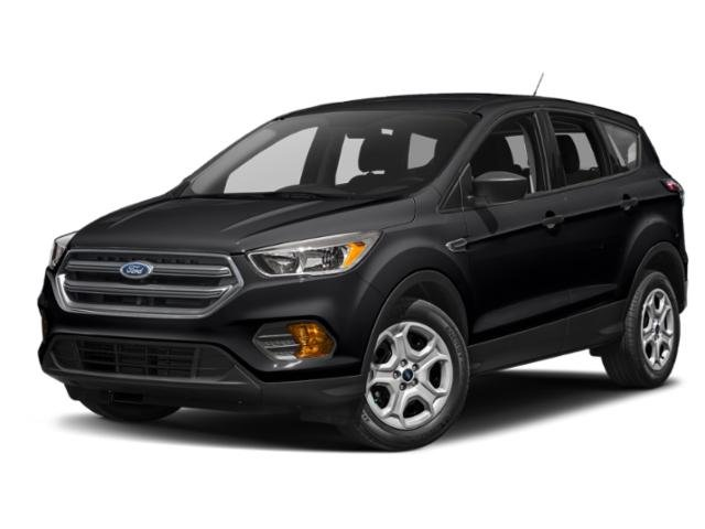 2019 Agate Black Metallic Ford Escape SE Automatic EcoBoost 1.5L I4 GTDi DOHC Turbocharged VCT Engine 4 Door