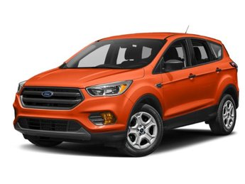 2019 Sedona Orange Metallic Ford Escape SE Automatic 4X4 4 Door EcoBoost 1.5L I4 GTDi DOHC Turbocharged VCT Engine