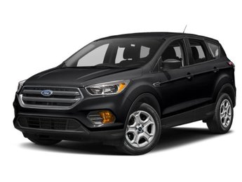 2019 Agate Black Metallic Ford Escape SE EcoBoost 1.5L I4 GTDi DOHC Turbocharged VCT Engine 4 Door 4X4 SUV Automatic