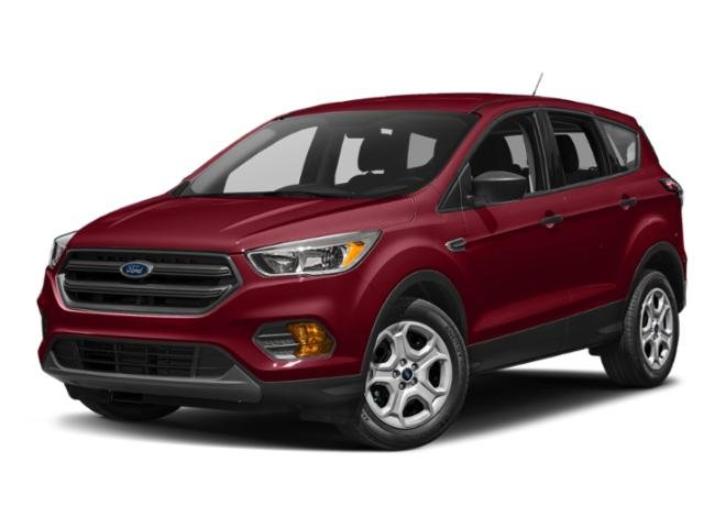 2019 Ruby Red Metallic Tinted Clearcoat Ford Escape SEL 4 Door Automatic 4X4