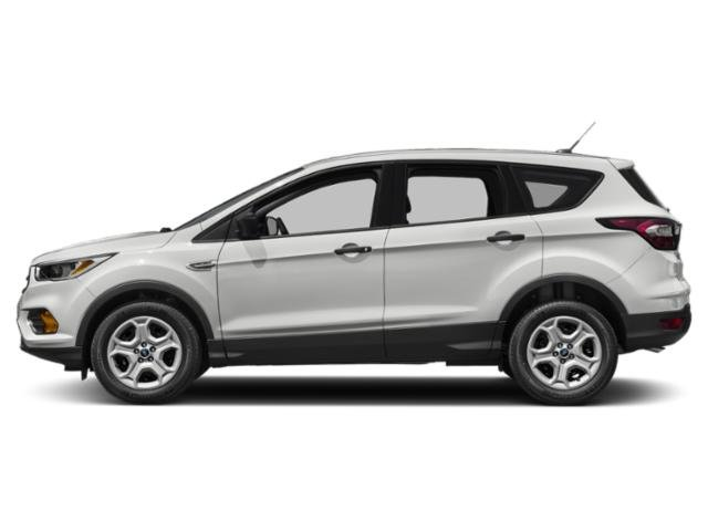 2019 Oxford White Ford Escape SEL 4X4 EcoBoost 1.5L I4 GTDi DOHC Turbocharged VCT Engine 4 Door
