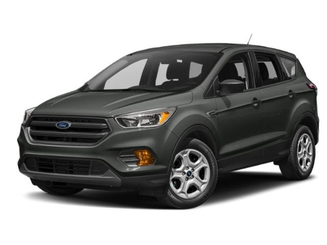 2019 Magnetic Metallic Ford Escape SEL 4X4 Automatic 4 Door
