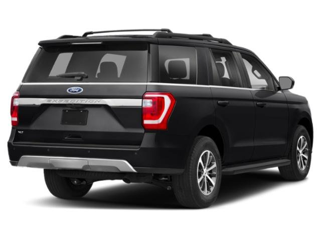 2019 Agate Black Metallic Ford Expedition XLT 4 Door 4X4 SUV EcoBoost 3.5L V6 GTDi DOHC 24V Twin Turbocharged Engine