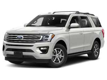 2019 Oxford White Ford Expedition Limited SUV EcoBoost 3.5L V6 GTDi DOHC 24V Twin Turbocharged Engine Automatic 4 Door