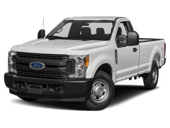 2019 Ford Super Duty F-250 SRW XL 6.2L SOHC Engine Truck Automatic