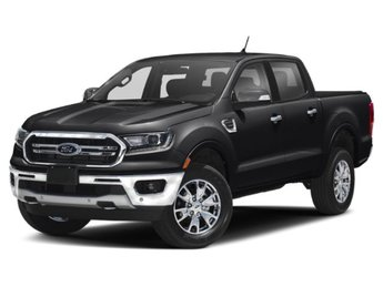 2019 Ford Ranger LARIAT EcoBoost 2.3L I4 GTDi DOHC Turbocharged VCT Engine 4 Door Truck