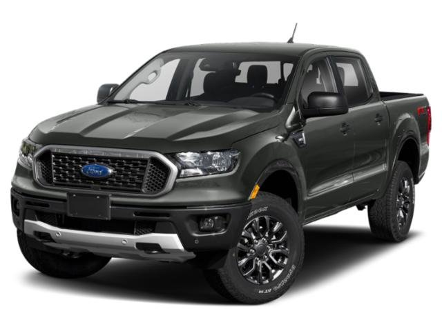 2019 Ford Ranger XL 4X4 Truck 4 Door Automatic EcoBoost 2.3L I4 GTDi DOHC Turbocharged VCT Engine