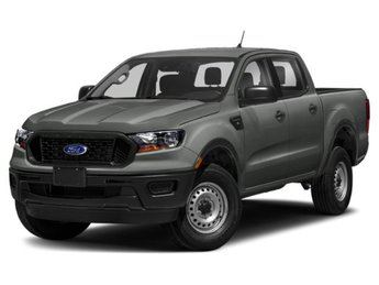 2019 Magnetic Metallic Ford Ranger XL Truck Automatic 4 Door EcoBoost 2.3L I4 GTDi DOHC Turbocharged VCT Engine 4X4