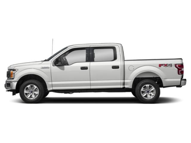 2019 Oxford White Ford F-150 XLT 4X4 Automatic EcoBoost 3.5L V6 GTDi DOHC 24V Twin Turbocharged Engine