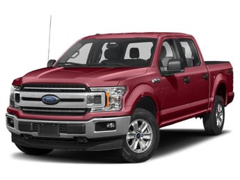 2019 Ford F-150 XLT 4 Door 4X4 Truck EcoBoost 3.5L V6 GTDi DOHC 24V Twin Turbocharged Engine Automatic