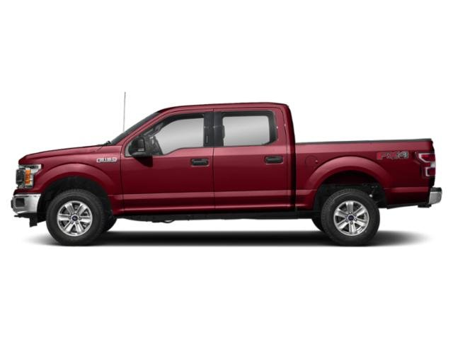 2019 Ruby Red Metallic Tinted Clearcoat Ford F-150 XLT Truck 4X4 4 Door