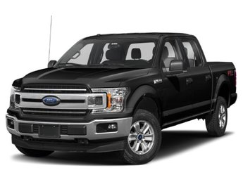 2019 Magnetic Metallic Ford F-150 XLT Truck Automatic EcoBoost 3.5L V6 GTDi DOHC 24V Twin Turbocharged Engine 4X4 4 Door