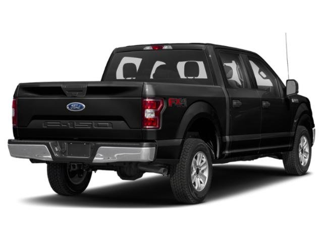 2019 Magnetic Metallic Ford F-150 XLT EcoBoost 3.5L V6 GTDi DOHC 24V Twin Turbocharged Engine Truck 4 Door 4X4