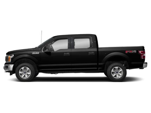 2019 Magnetic Metallic Ford F-150 XLT 4 Door Automatic 4X4