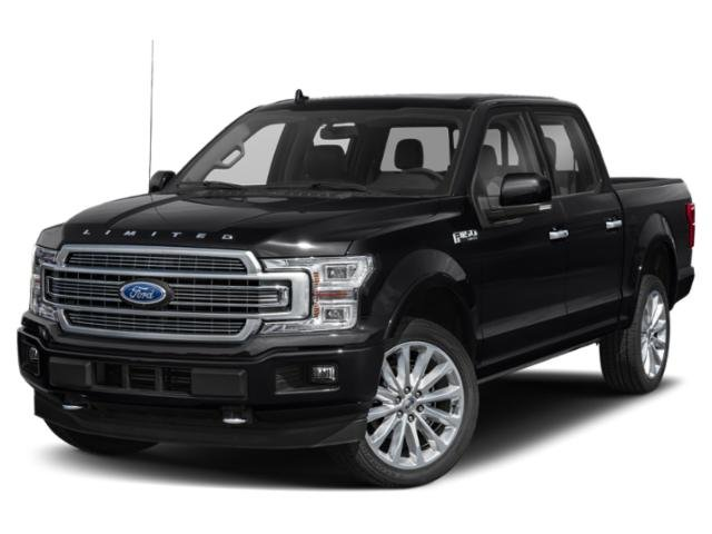 2019 Agate Black Metallic Ford F-150 Limited Automatic 4 Door 4X4