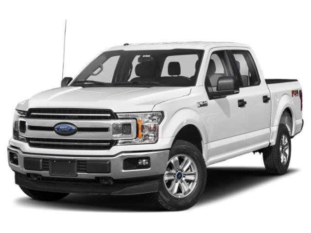 2019 Oxford White Ford F-150 XLT 4 Door 4X4 Automatic Truck EcoBoost 2.7L V6 GTDi DOHC 24V Twin Turbocharged Engine