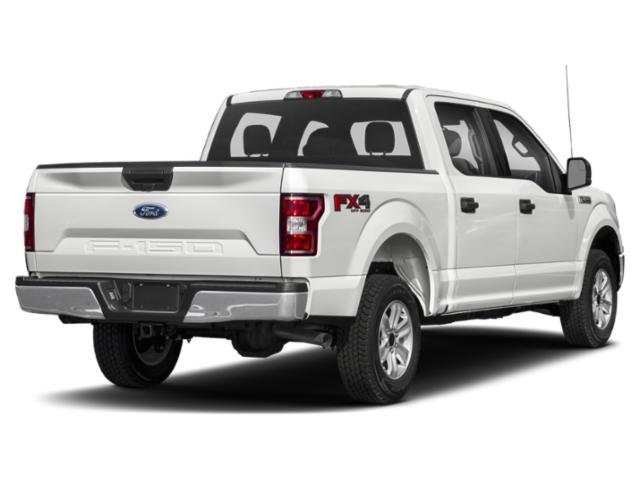 2019 Oxford White Ford F-150 XLT Truck Automatic EcoBoost 2.7L V6 GTDi DOHC 24V Twin Turbocharged Engine 4X4 4 Door