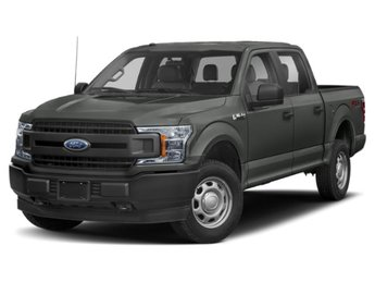 2019 Magnetic Metallic Ford F-150 XL EcoBoost 2.7L V6 GTDi DOHC 24V Twin Turbocharged Engine 4 Door Automatic 4X4