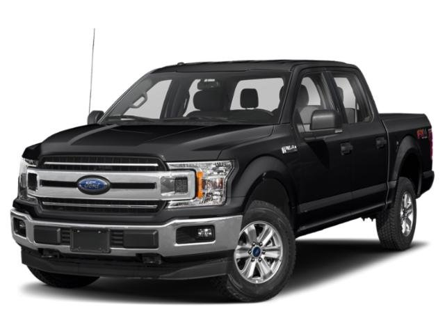 2019 Agate Black Metallic Ford F-150 XLT 4X4 4 Door Automatic Truck
